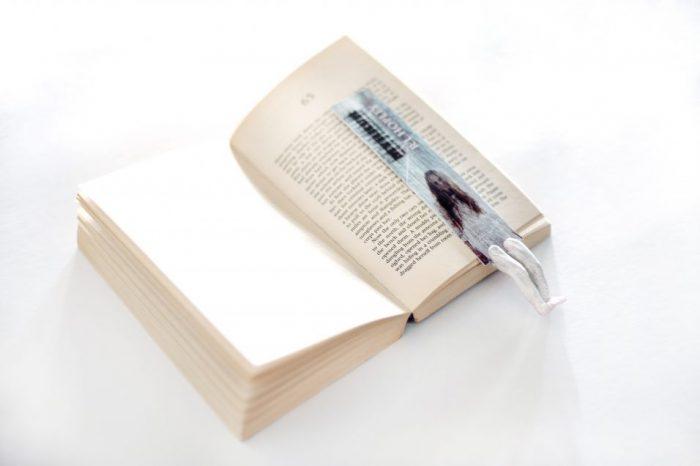 myrkur - horror mystery novel - promotional bookmark