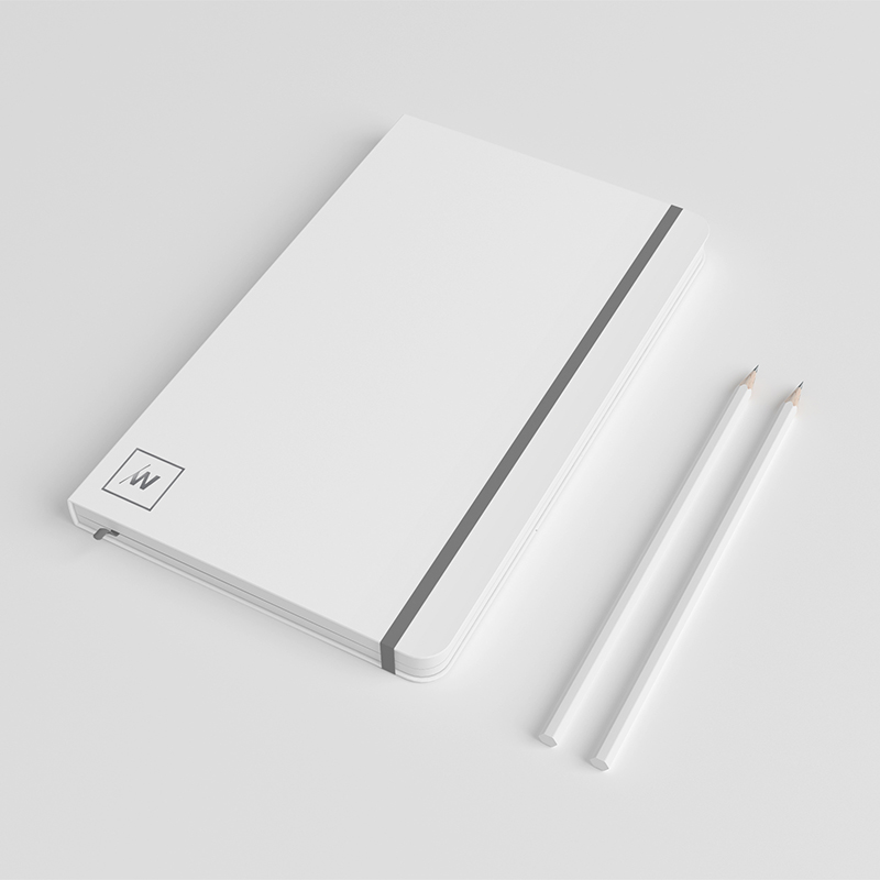 Whitewall-Notepad